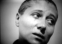 Falconetti in Dreyer's The Passion of Joan of Arc, copyrighted material